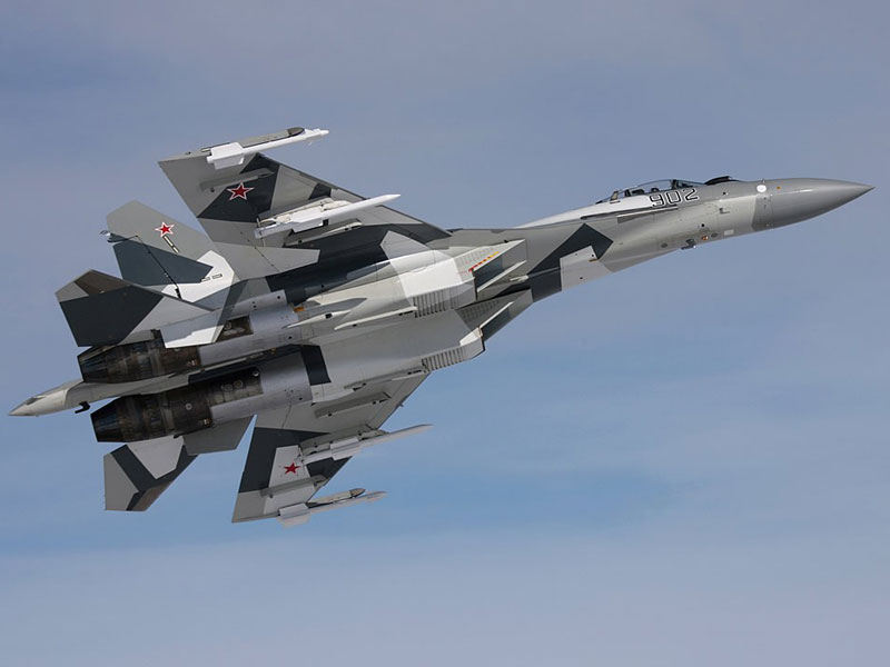 Russia Expects to Sell Su-35 Jets to China in 2014