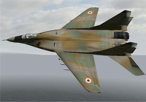 Russia, Syria Discuss MiG-29 Fighter Jet Deal