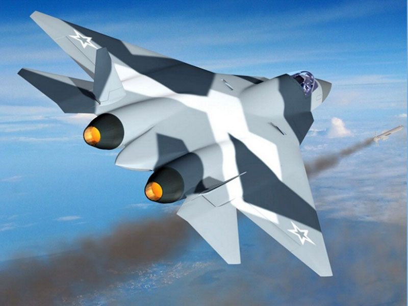 Russia to Invest $55.3 Billion on Aerospace Defense by 2020