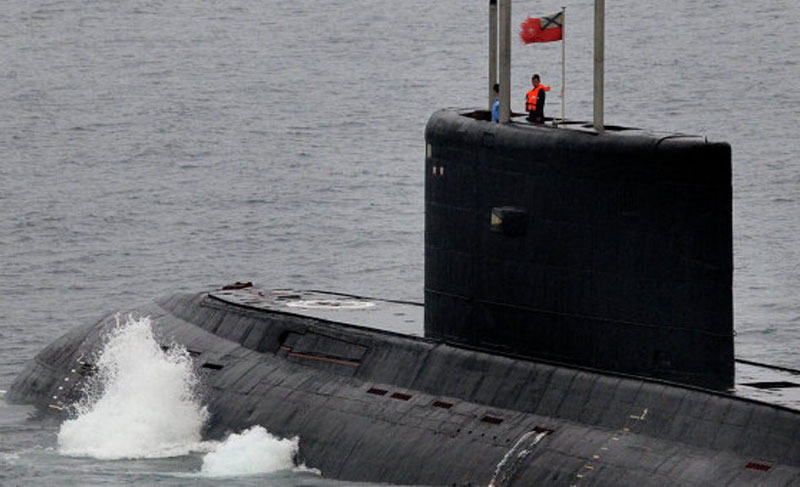 Russia to Strengthen Mediterranean Force with Stealth Subs