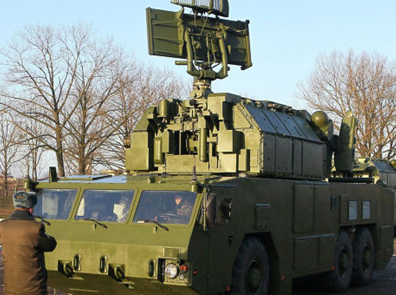 Russia Unveils New High-Precision Air Defense System