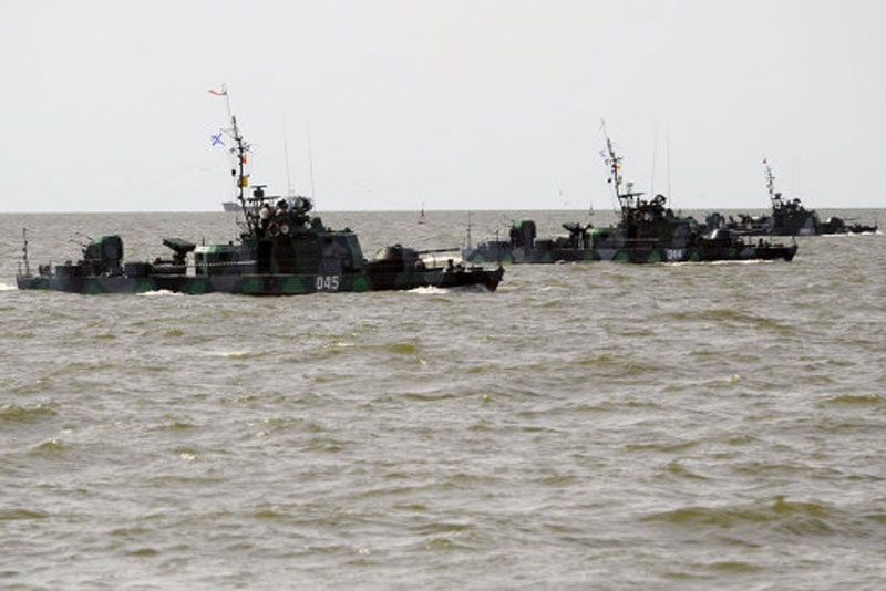 Russian, Iranian Navies to Hold Joint Exercises