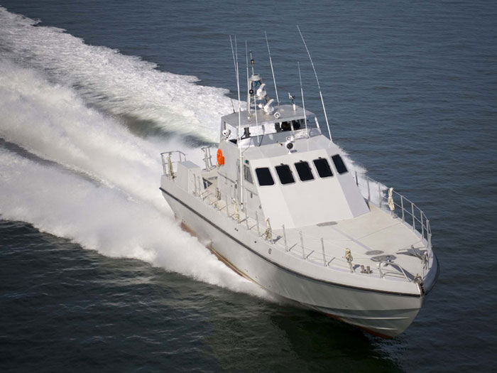 Saudi Arabia Request 30 Mark V Patrol Boats