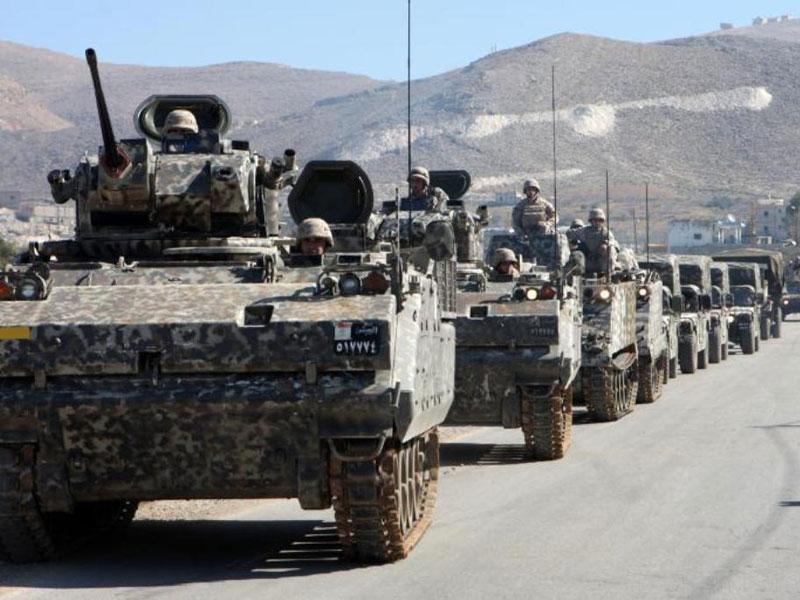 Syrian Army Seizes Strategic City of Yabrud