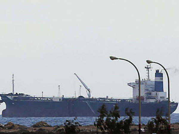 US Navy Seizes Libyan Oil Tanker from Rebels