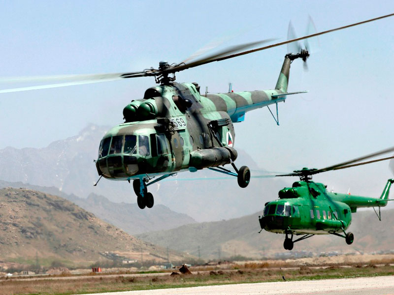 US to Buy 30 More Russian Helicopters for Afghan Army