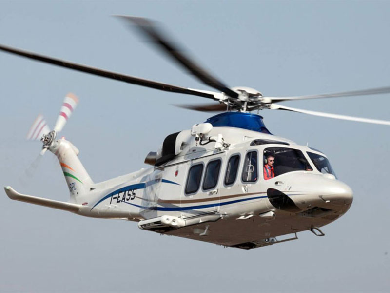 AgustaWestland Signs Distribution Agreement for Morocco