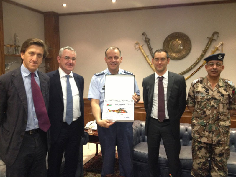Airbus Helicopters, Royal Jordanian Air Force Celebrate Over 30 Years of Cooperation