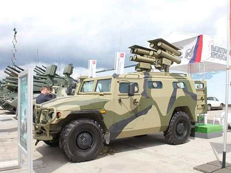 Bahrain to Receive Kornet-EM Missile System from Russia
