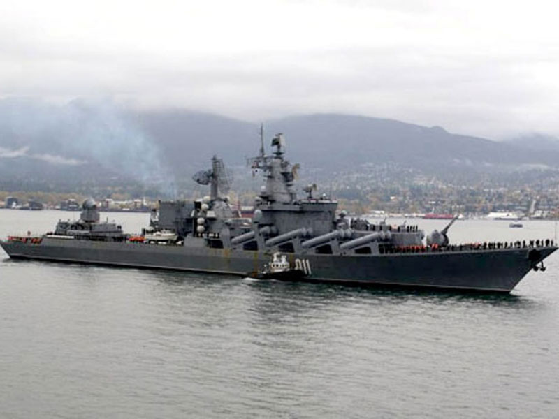 China, Russia Hold Large-Scale Naval Drills