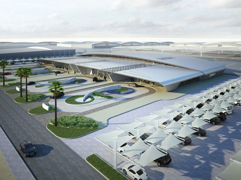 Dubai World Central Breaks Ground for Executive Terminal
