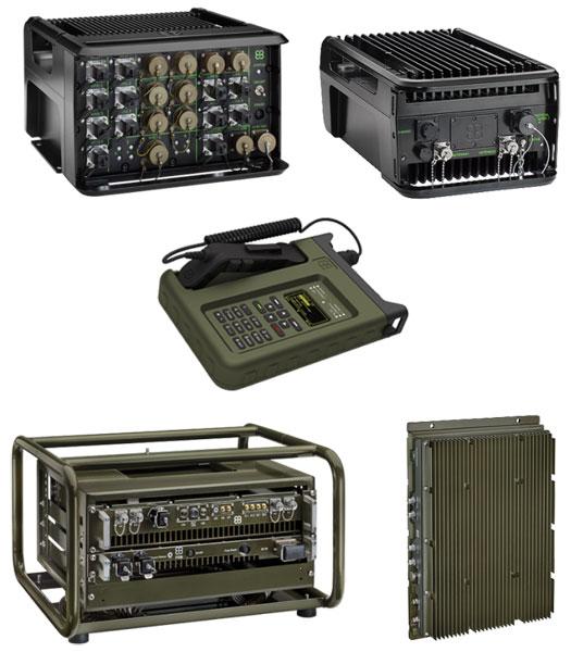 Elektrobit (EB) at Indo Defence 2014