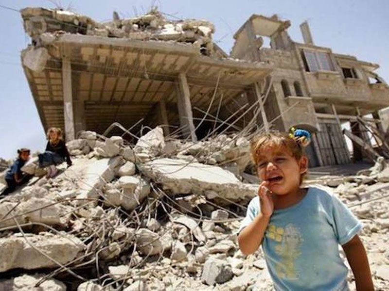 Gaza Civilian Toll Triggers International Alarm