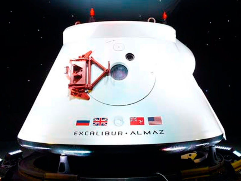 Historic Space Capsule to be Auctioned for up to $2 Million
