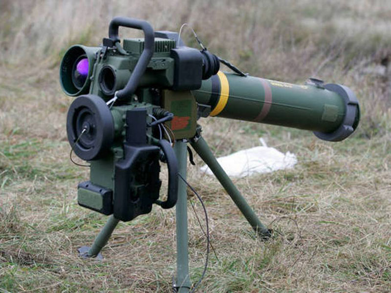 India to Buy Anti-Tank Guided Missiles from Israel