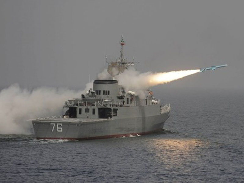 Iran to Stage Naval Drills in High Seas Late December
