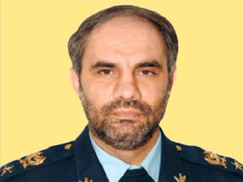 Iranian Air Force Chief Meets Omani Defense Officials