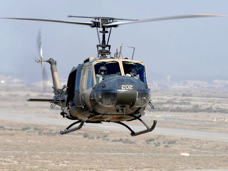 Lebanon Requests 18 Huey II Rotary Wing Aircraft