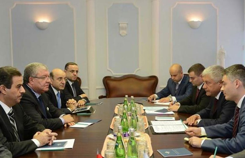 Lebanon-Russia Discuss Security Cooperation