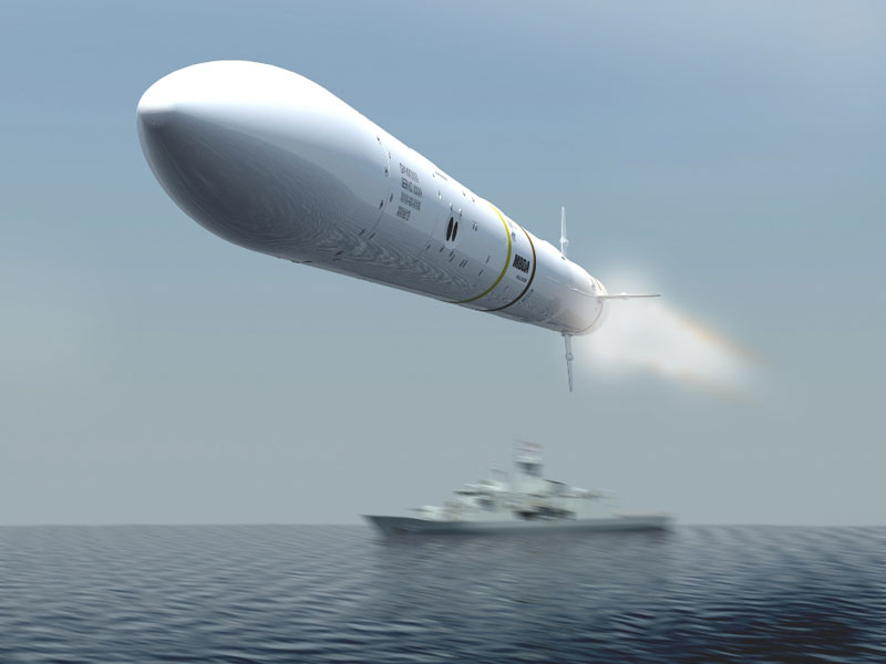 MBDA Wins New International Order for Sea Ceptor