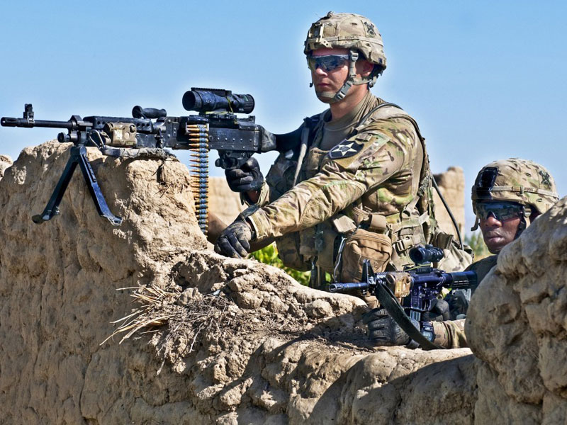 NATO Formally Ends its War in Afghanistan
