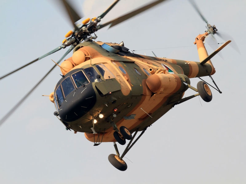 Russian Helicopters Participates at Pakistan's IDEAS 2014