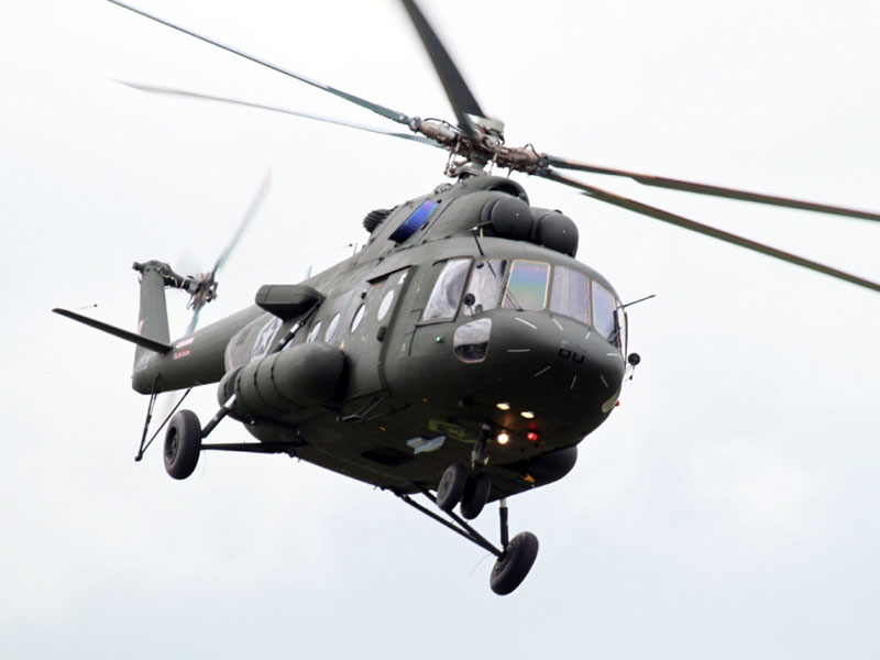 Russian Helicopters, a subsidiary of Oboronp