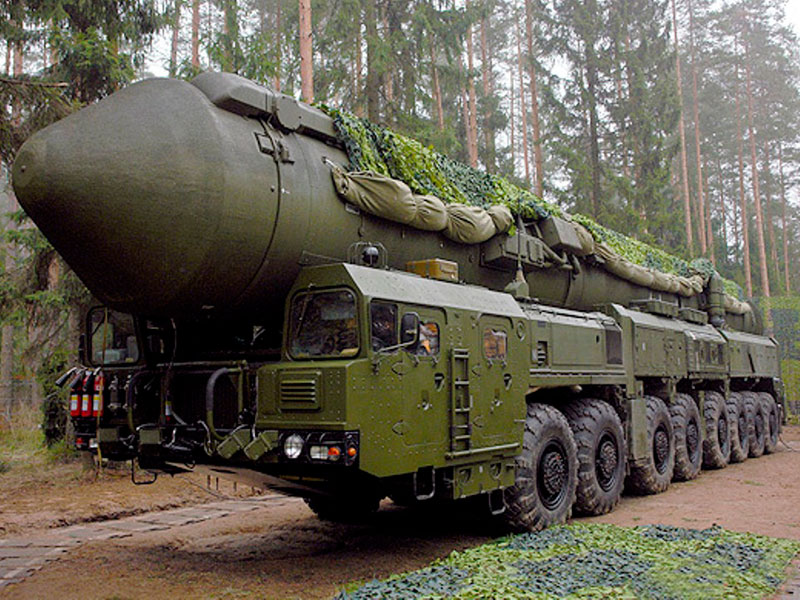 Russia's Strategic Missile Group Plans 120 Drills by 2015