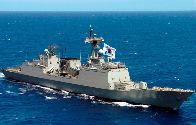 Seoul Sends Navy Destroyer to Libya to Evacuate Nationals