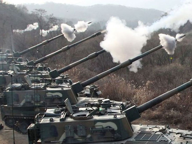 South Korea Launches Largest War Exercise