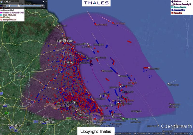 best website 8a3b4 43ee8 Thales I-Master Radar Gets New Maritime Mode | Al Defaiya