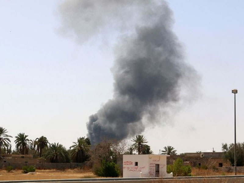 US, European Allies Deplore Growing Violence in Libya
