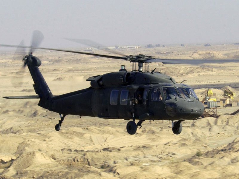 US to Sell 12 UH-60M Black Hawk Helicopters to Tunisia