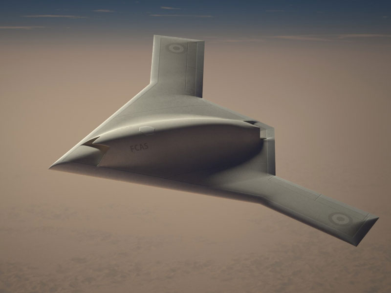 Work Starts on French-UK Study for Future Combat Aircraft