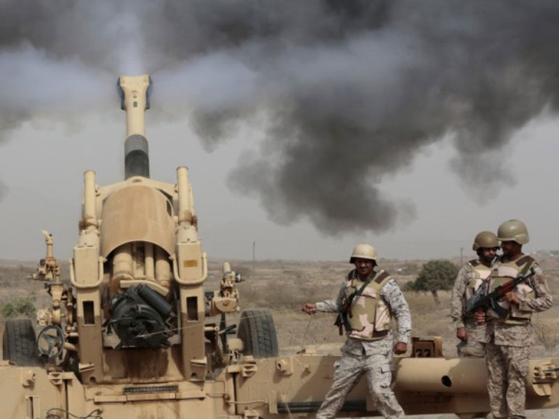 10,000 Saudi-Led Coalition Troops Deployed in Yemen