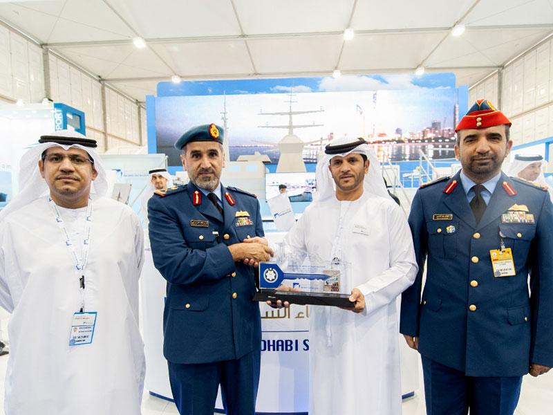 Abu Dhabi Ship Building Delivers 34 Boats to CICPA
