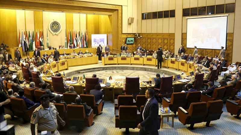 Arab Chiefs-of-Staff Discuss Joint Military Force in Cairo