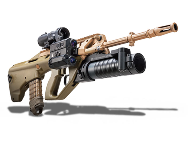 F90 Assault Rifle Enters Australian Defence Force Service