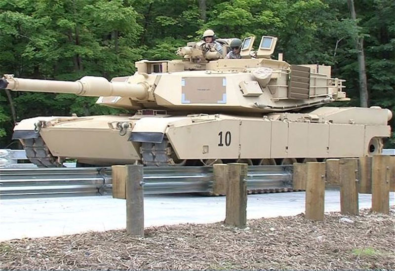 General Dynamics to Supply 150 Abrams Tanks to Morocco
