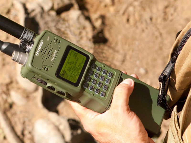 Harris Wins Order for Falcon III Radios in Middle East | Al