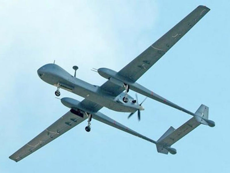 India Plans to Buy Heron Drones from Israel