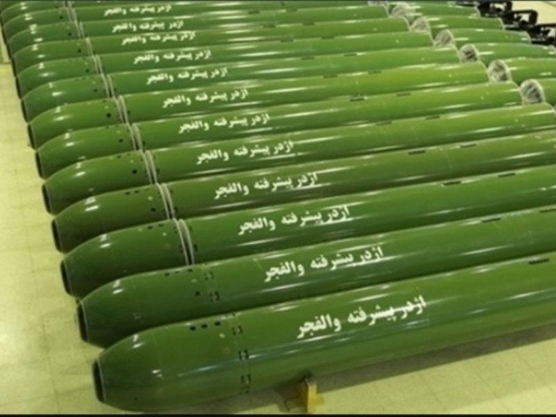 Iran Starts Mass Production of Valfajr Torpedo
