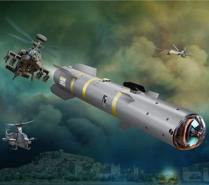 Lockheed Martin Wins US Army & US Navy JAGM Contract