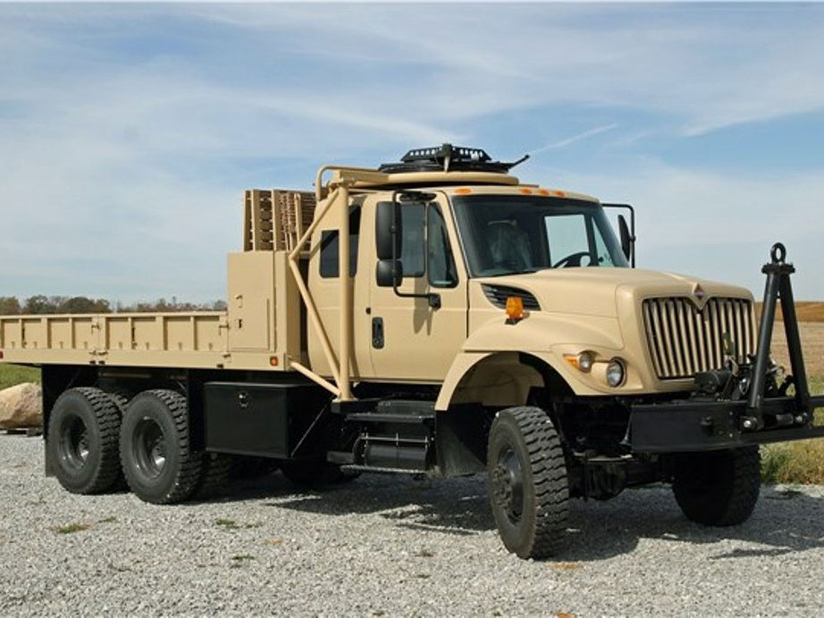 Navistar Defense to Support Afghanistan Security Forces