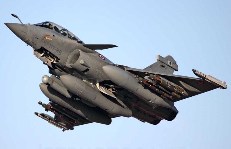 Anatomia de una Nacion: Xante Qatar-second-arab-country-to-acquire-rafale-fighter-jets