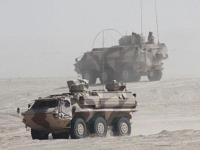 Rheinmetall to Supply NBC Reconnaissance Vehicles to Kuwait
