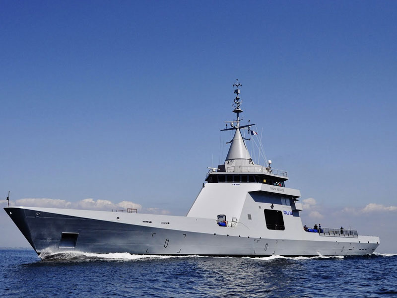 Saudi Arabia, Egypt Eye French Helicopter Carriers