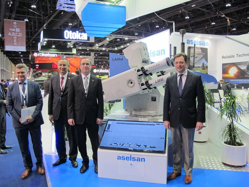 Thales, Aselsan Sign New Cooperation Agreement