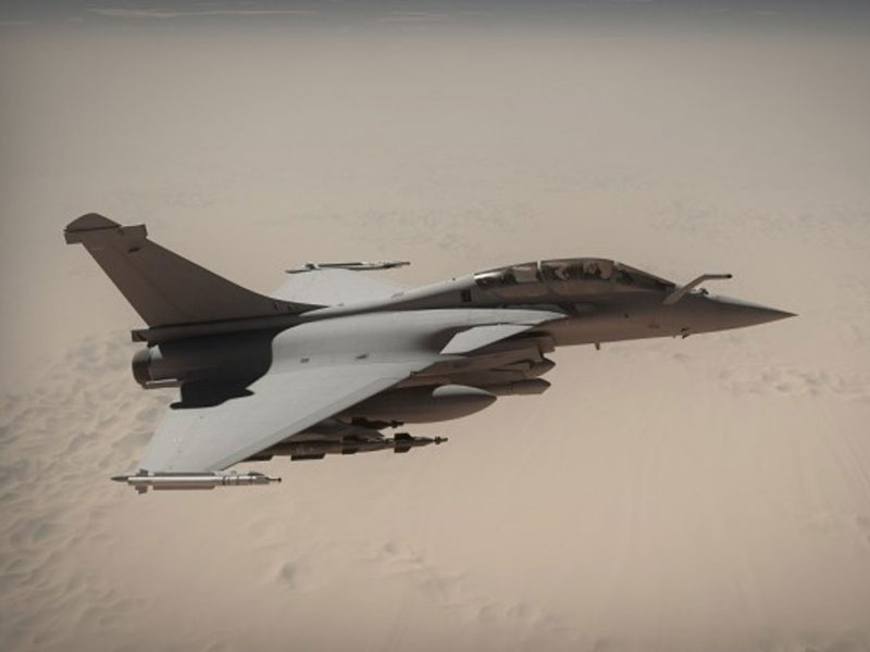 Thales Hails Qatar's Selection of 24 Rafale Aircraft