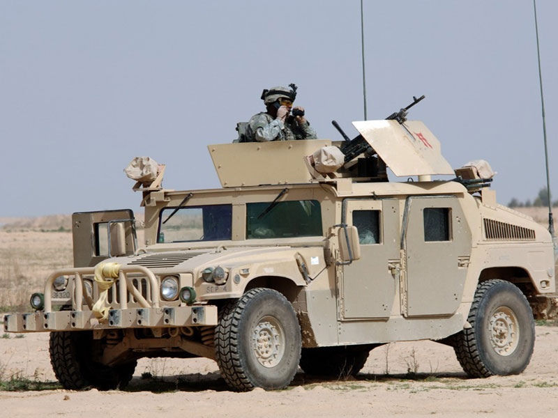 US Delivers 52 Humvees and Patrol Boat to Tunisia